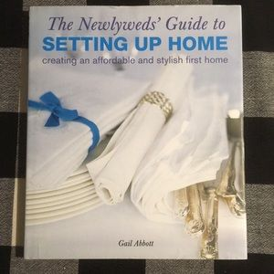 The Newlyweds Guide to Setting up Home Book
